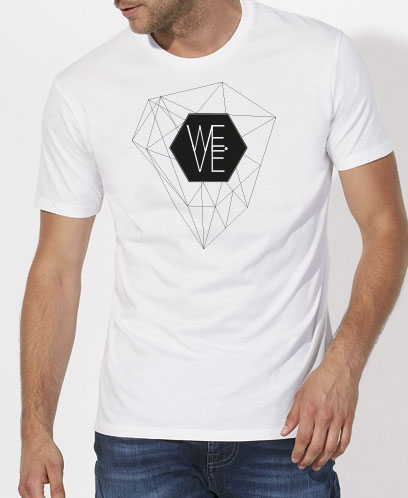 WEVE Shirt Crystal Men White