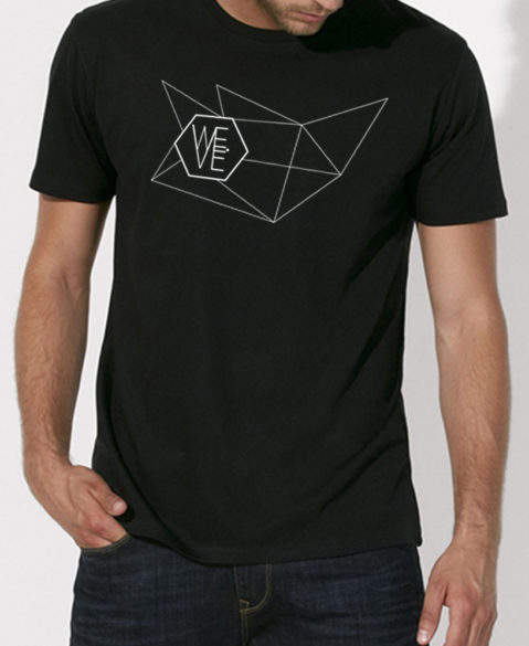 WEVE Shirt Network Men Black