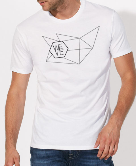 WEVE Shirt Network Men White