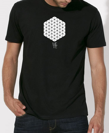 WEVE Shirt Hive Men Black