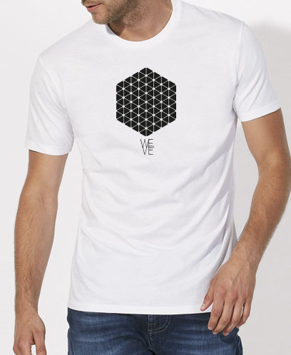 WEVE Shirt Hive Men White