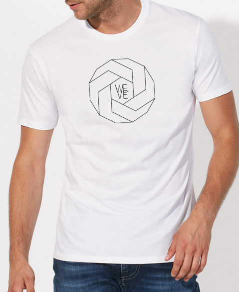 WEVE Shirt Polygon Men White
