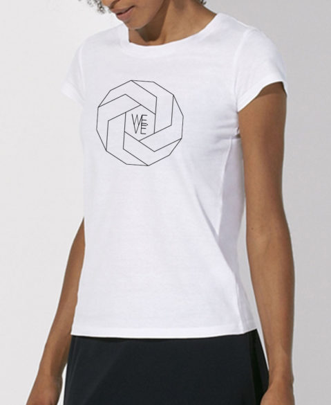 WEVE Shirt Polygon Woman White